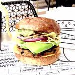 ベジバーガーが今ニューヨークで人気!