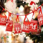 クリスマスまであと何日?アドベントカレンダーで毎日ひとつずつワクワクを!