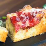 ティータイムにオススメな苺とバナナのよくばりパウンドケーキの作り方