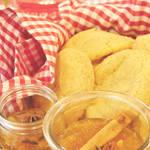 3時のおやつに食べたい♪大きなしっとりクッキーとスパイス&ミントのアレンジマーマレードジャム
