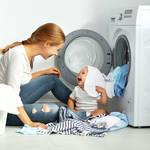 洗濯している暇がないママに!今日から挑戦できるお洗濯の時短テクニック
