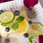 週末のご褒美!マスカルポーネとクリームチーズのダブルチーズティラミスのつくり方