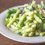 おいしさのポイントは新鮮さ!?豆の味をしっかり味わいたいグリーンピースパスタ!