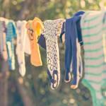 雨でも外で干す方が早い? 雨の日の洗濯のちょっとしたヒント!