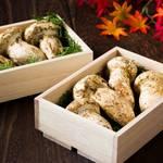 松茸は笠の開き方で料理方法を変えるのが常識!?美味しい松茸料理