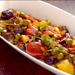 大き目の野菜をたっぷり使ったラタトゥイユ (カポナータ) | Sapore di Junta