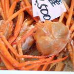 あなたは知ってた?福島県で「ずわいがに」の仲間「黄金ガニ」が獲れる!?