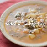 具だくさんのトスカーナ風ミネストローネスープ | Chef's Holiday