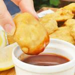 ファーストフードの味をお家で♪自家製じゅわっとチキンナゲット!!