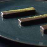 上品な和スイーツ❀焼酎& 抹茶のチョコレート