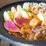 冬といえば鍋!市販のスープを使わずに作る「キムチ鍋」