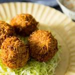 しっかり食べて健康に!昭和女子大学の学生と先生が考えた「つくねのイガグリ風」と副菜レシピ