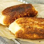 フライパン一つで簡単!揚げ焼きカレーパンのつくり方