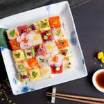 ひなまつりに作りたい♡簡単なのに豪華な見た目のモザイク寿司