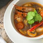 辛味と爽やかな酸味にハマる!タイ料理の定番「トムヤムクン」