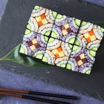 特別な日につくりたい♡華やかな飾り巻き寿司「四海巻き」