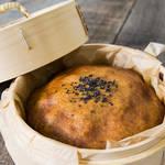 食べ応え満点!!ふんわり優しい甘さと香りの中華蒸しパン、マーラーカオ♪