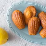 柑橘の爽やかな香り♪フランスの焼き菓子「マドレーヌ」
