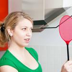 イライラ解消したい!キッチンに飛び交うコバエを撃退する対策方法