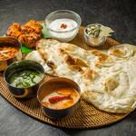 驚愕!インドカレーの主食はナンじゃなかったナンて!インドでは何が主食?