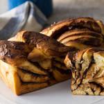 チョコレートとヘーゼルナッツの甘い香り♡朝食にもおやつにもぴったりな「ヌテラのバブカ」