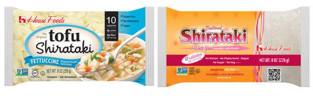 Tofu Shirataki in the USA | House Foods (3557)