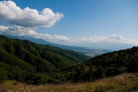 レバノンは日本で言えば、長野のような高地