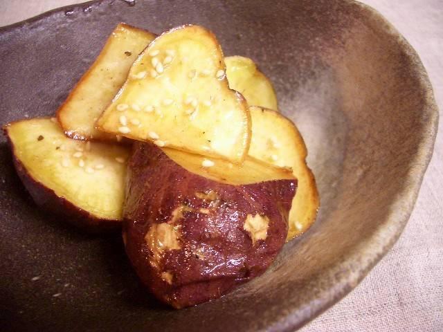 sweet potato / 大学いも | 日本の秋の味覚..今晩のおかずです:) | By: Kanko* | Flickr - Photo Sharing! (4970)
