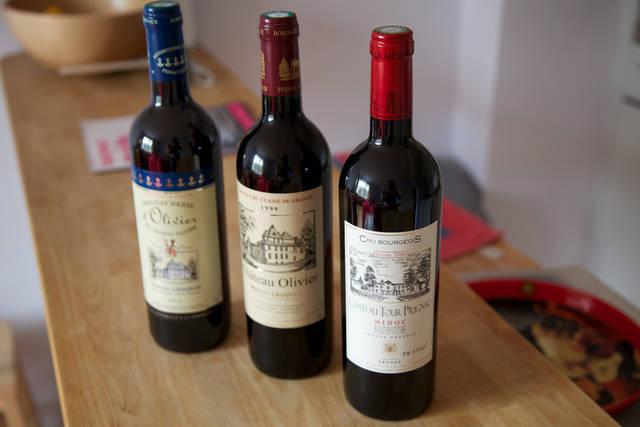 Wines by tnarik