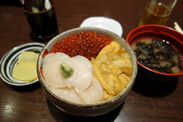 海鮮丼 | Flickr - Photo Sharing! (7568)