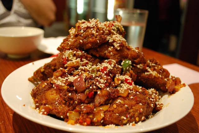 All sizes | Cumin Lamb Ribs - Sichuan House AUD21.80 | Flickr - Photo Sharing! (7967)