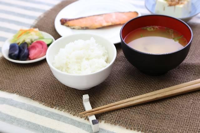 シンプル&定番の和食が一番!