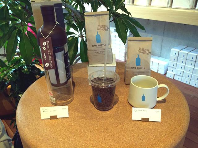 マグカップやコーヒー器具