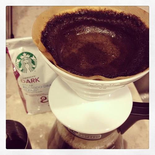 デカフェのコーヒー豆