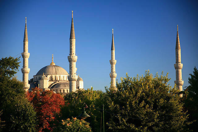 Sultanahmet Mosque | Flickr - Photo Sharing! (11106)