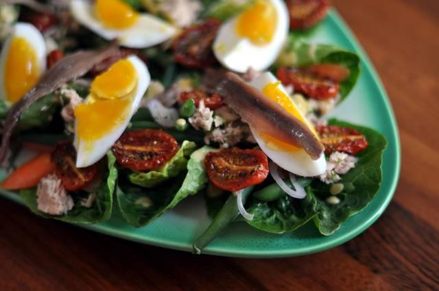 Salade niçoise by cyclonebill (11279)