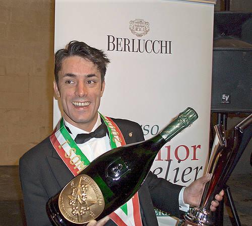 Luca Martini, Miglior Sommelier d'Italia 2009 by VinoFamily (21456)