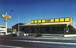 アメリカのデニーズ(1970年代)