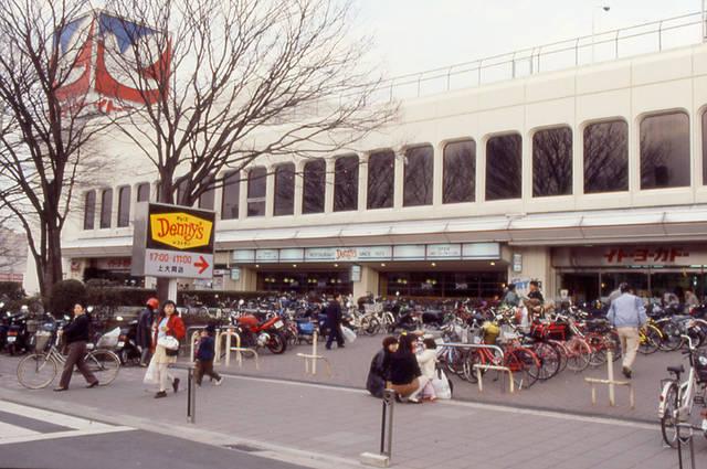 イトーヨードー内にオープンした1号店の上大岡店