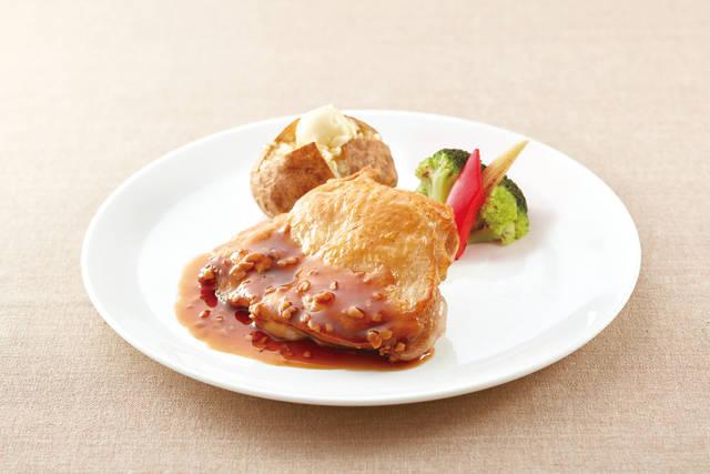 地鶏阿波尾鶏ステーキ