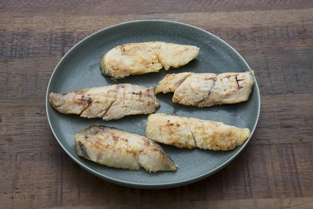 続いて5種類の魚たち