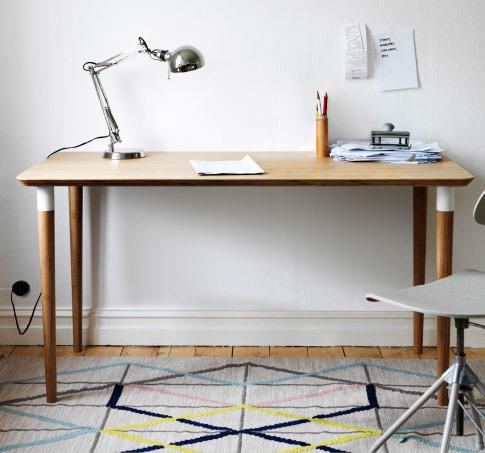 IKEAで見つけた 2万円以下のオフィス家具 デスク