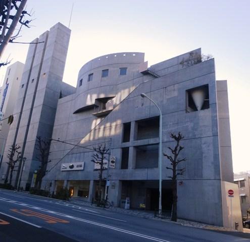外苑前のMTVジャパンの居抜きオフィスが面白い!神宮前レーサムビル