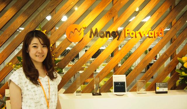 生産性を追求した『Money Forward』新オフィス。マネフォらしく信頼あるデザインとは?