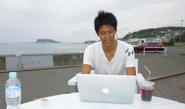 《みんなの働き方》株式会社ビズグラウンド畠山友一さんのキャンピングカーオフィスとは?!