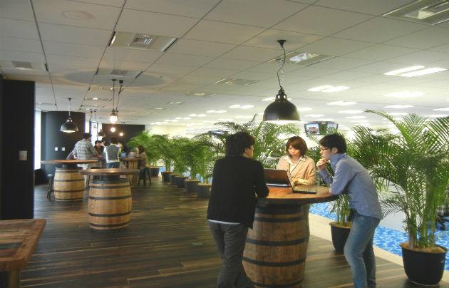 Google、Appleの異次元オフィス!! オシャレなオフィスが人を集める!!