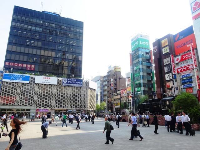 新橋駅前のあのオフィスビルが募集中!ニュー新橋ビル