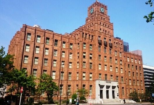 歴史的建造物にオフィスを~その②  市政会館・日比谷公会堂