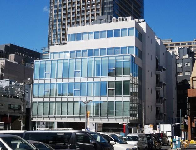 六本木ベルファーレ跡地にオフィスを!セントラム六本木ビル