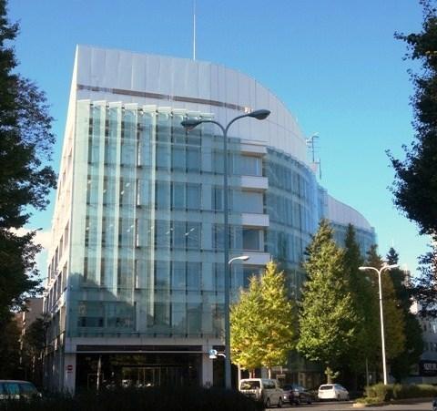 MG白金台ビル~シロガネーゼの気品に満ちたオフィス空間